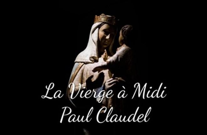 Bài thơ La Vierge à Midi (Paul Claudel)
