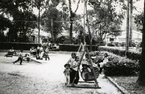 Lịch sử công viên Tao Đàn – Vườn Bờ Rô thuở sơ khai