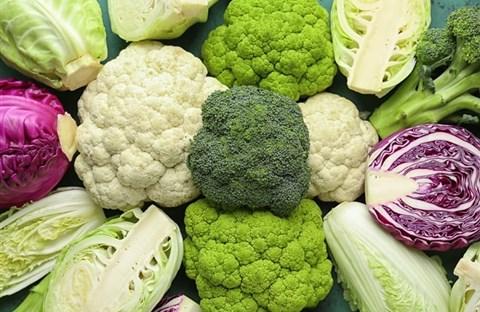 8 lợi ích của việc ăn bông cải trắng