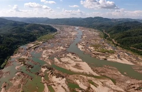Trung Quốc bị tố 'bóp nghẹt' dòng Mekong