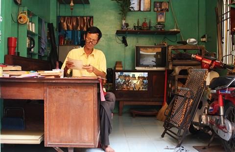 Bác sĩ sách cuối cùng ở Sài Gòn