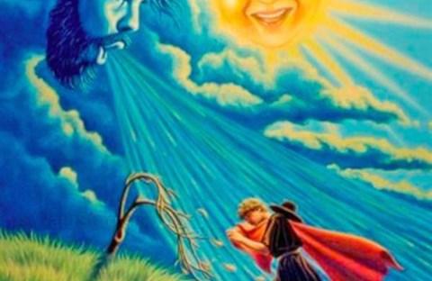Bài học rút ra từ truyện ngụ ngôn:  Gió và Mặt trời