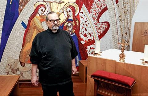 Aleksandar Ninkovic, quân nhân Xéc-bi trở thành linh mục công giáo