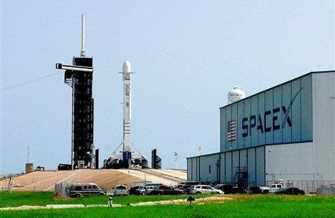 Cape Canaveral Florida, nơi phóng SpaceX