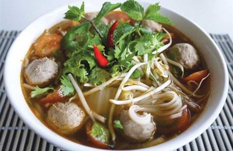 Phở Việt Tại Lào
