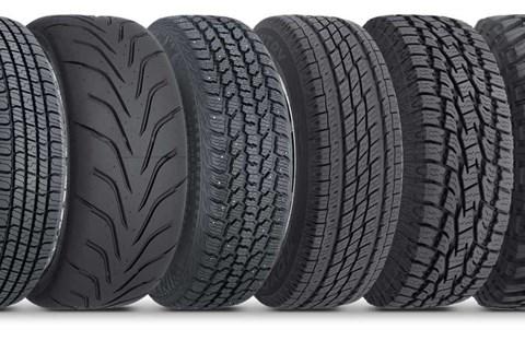 5 điều ít biết về lốp xe ô tô