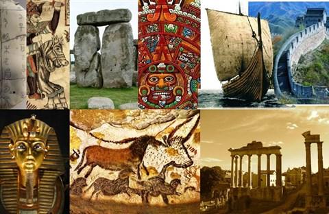 Những nền văn minh cổ xưa nhất của loài người (P1)