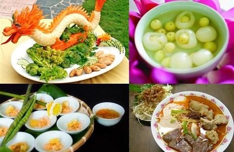 Tâm hồn người Huế và nét rất riêng trong ẩm thực xứ Huế