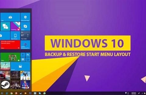 Áp dụng giao diện Start Menu mới cho Windows 10