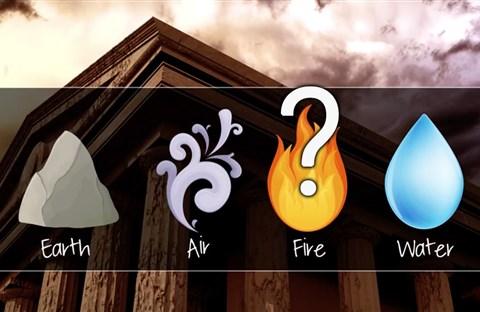 Trạng thái của lửa là gì? Rắn, lỏng hay khí?
