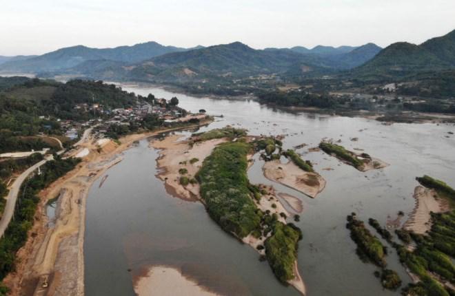 Trung Quốc là tác nhân chính khiến dòng Mekong khô cạn