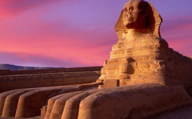 Bí ẩn về bức tượng Nhân sư (Ai Cập) - 1