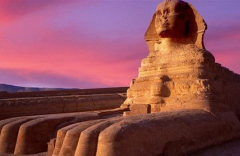 Bí ẩn về bức tượng Nhân sư (Ai Cập)