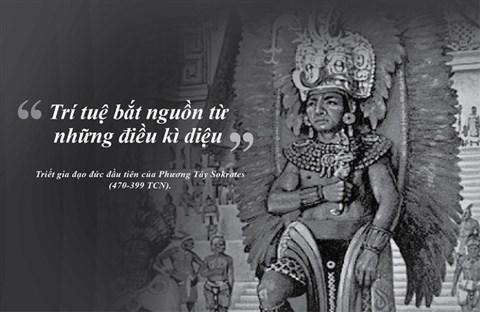 Văn minh Maya Kho tàng trí tuệ bí ẩn