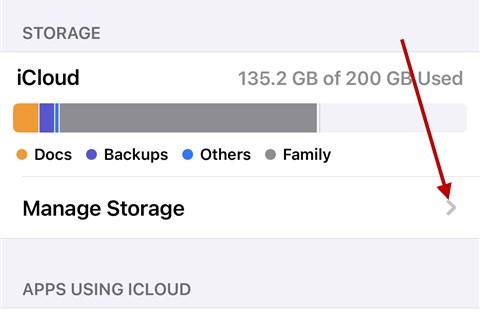 3 cách dọn dẹp iCloud