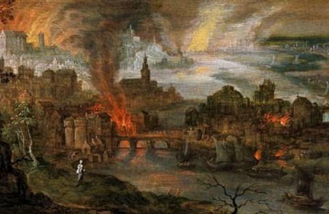 Sodom đã bị phá hủy bởi một thiên thạch