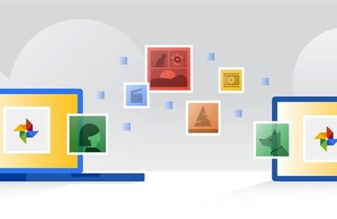 Download hình trên Google Photos về máy tính