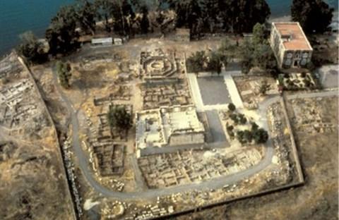 Ngôi nhà của Thánh Phêrô và Chúa Giêsu tại Capernaum