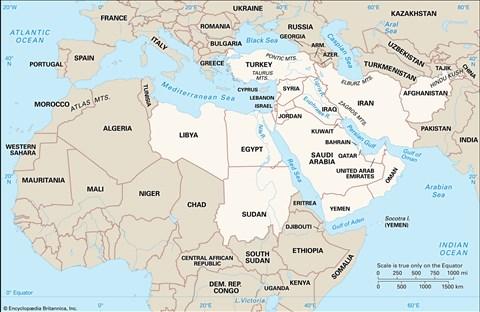 (5) Một dân tộc có não trạng Trung Đông