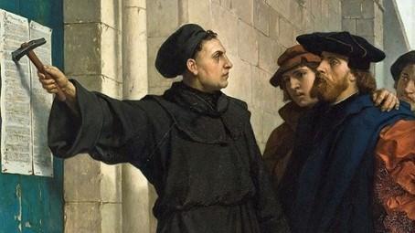 Cuộc cách mạng tôn giáo ở châu Âu đã diễn ra như thế nào? - 1