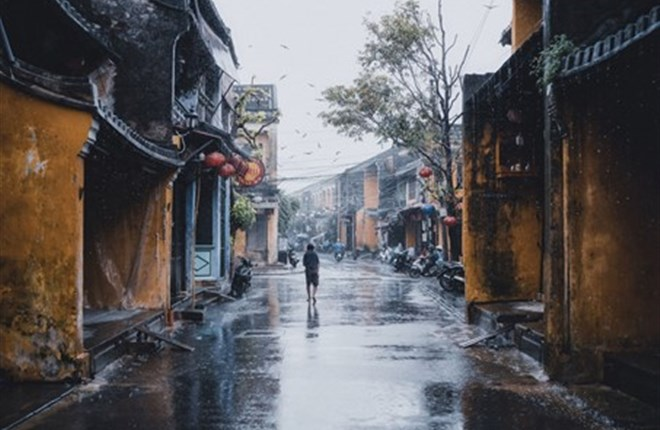 Đêm mưa nhớ về thầy tôi