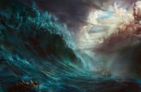 Những Trận Đại Hồng Thủy Trong Thần Thoại