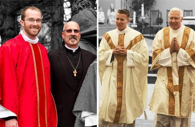 Những người cha phó tế này đã làm nảy sinh ơn gọi linh mục cho con trai mình
