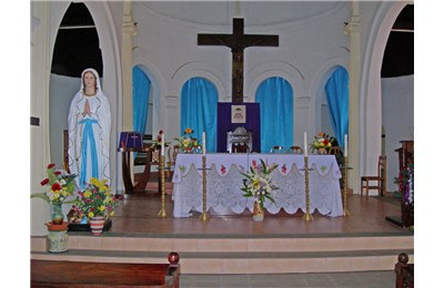 Giáo Xứ Thánh Tâm Lào