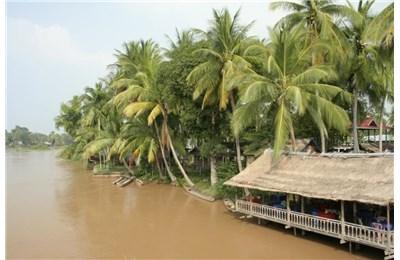 Paksé - Siphandone 2014