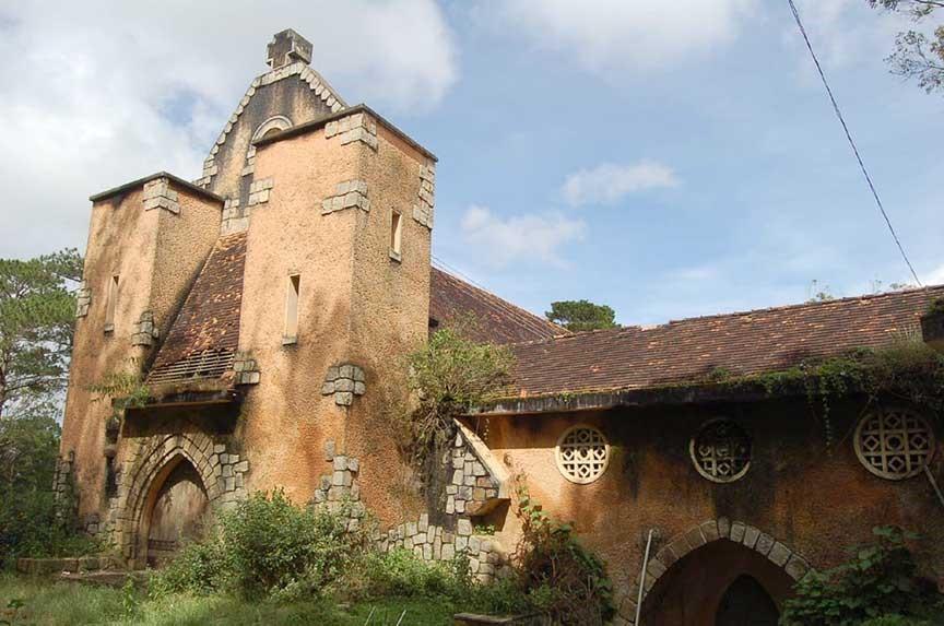 Đà Lạt - Những kiến trúc Pháp nổi tiếng - 16