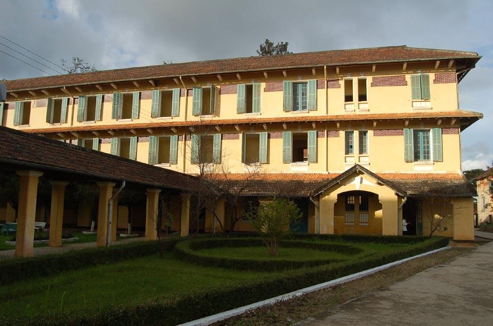 Đà Lạt - Những kiến trúc Pháp nổi tiếng - 21