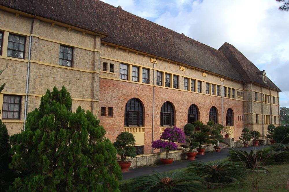 Đà Lạt - Những kiến trúc Pháp nổi tiếng - 32