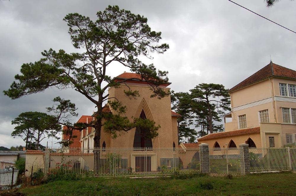 Đà Lạt - Những kiến trúc Pháp nổi tiếng - 9