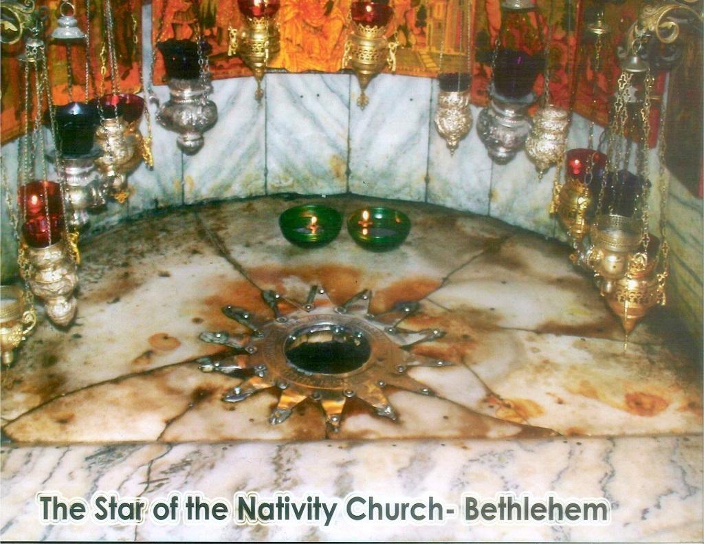 Thăm hang Bethlehem, Palestine - 1
