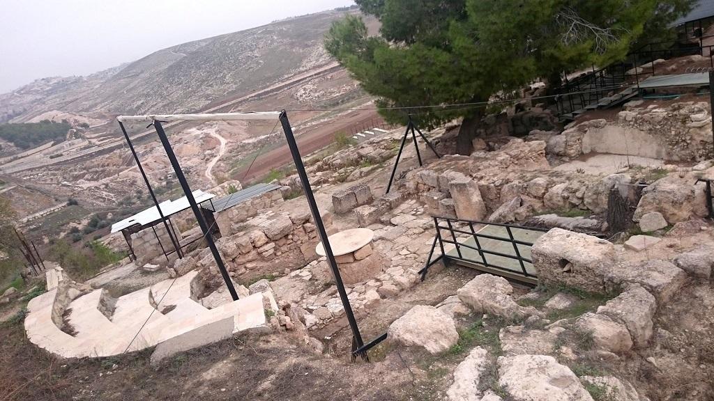 Thăm hang Bethlehem, Palestine - 4
