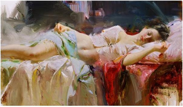Những tác phẩm của Pino Daeni... - 7