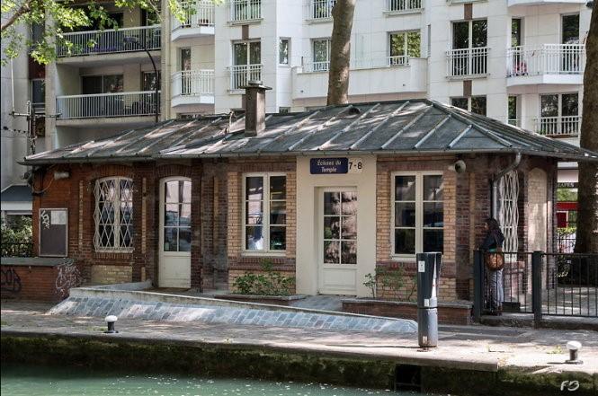 Khám phá vẻ đẹp Paris xưa từ dòng kênh Saint-Martin - 10