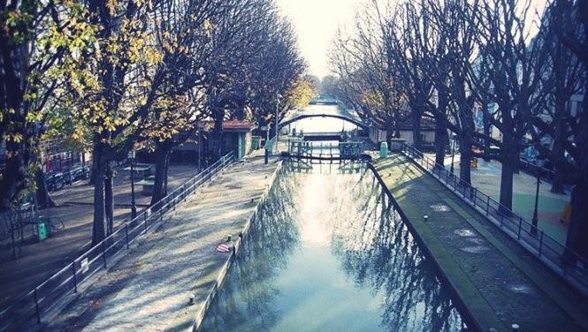 Khám phá vẻ đẹp Paris xưa từ dòng kênh Saint-Martin - 2