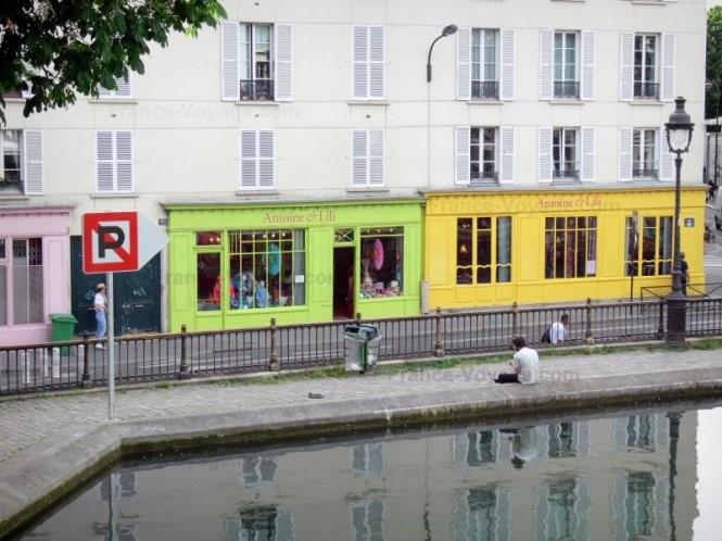 Khám phá vẻ đẹp Paris xưa từ dòng kênh Saint-Martin - 8