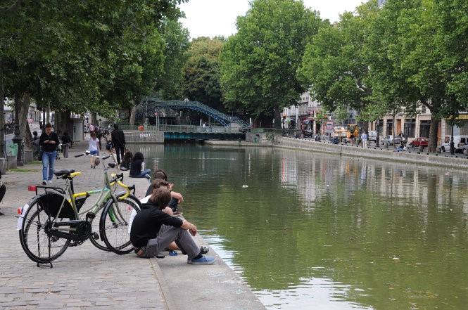 Khám phá vẻ đẹp Paris xưa từ dòng kênh Saint-Martin - 7