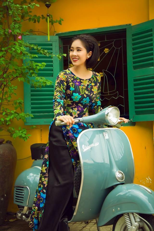Bộ ảnh áo dài Người Việt Nam hoài niệm Sài Gòn Xưa 2018 - 13