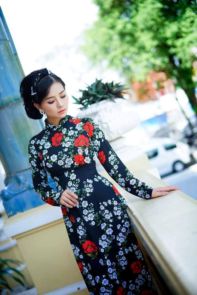 Bộ ảnh áo dài Người Việt Nam hoài niệm Sài Gòn Xưa 2018 - 14