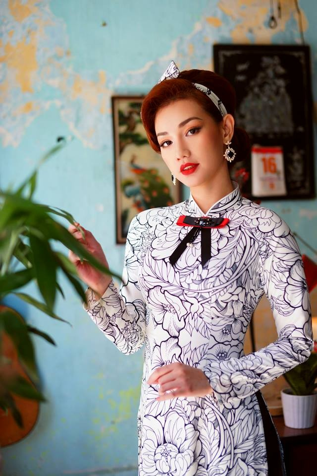 Bộ ảnh áo dài Người Việt Nam hoài niệm Sài Gòn Xưa 2018 - 15