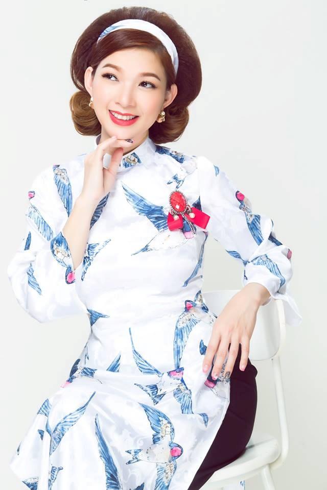 Bộ ảnh áo dài Người Việt Nam hoài niệm Sài Gòn Xưa 2018 - 19