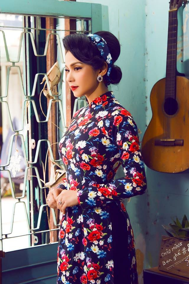 Bộ ảnh áo dài Người Việt Nam hoài niệm Sài Gòn Xưa 2018 - 20