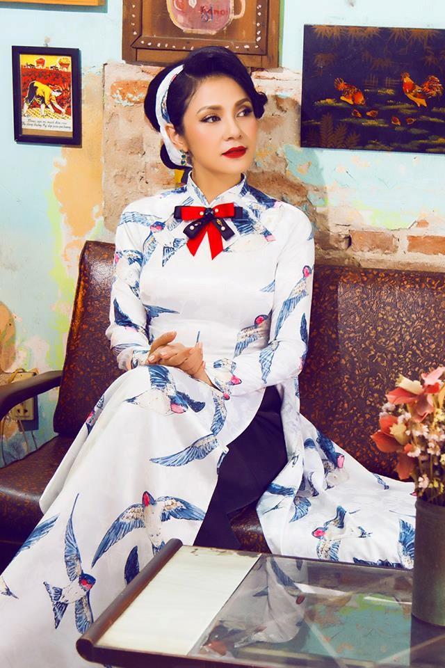 Bộ ảnh áo dài Người Việt Nam hoài niệm Sài Gòn Xưa 2018 - 22