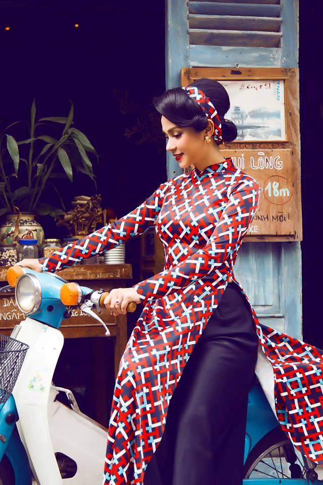 Bộ ảnh áo dài Người Việt Nam hoài niệm Sài Gòn Xưa 2018 - 23