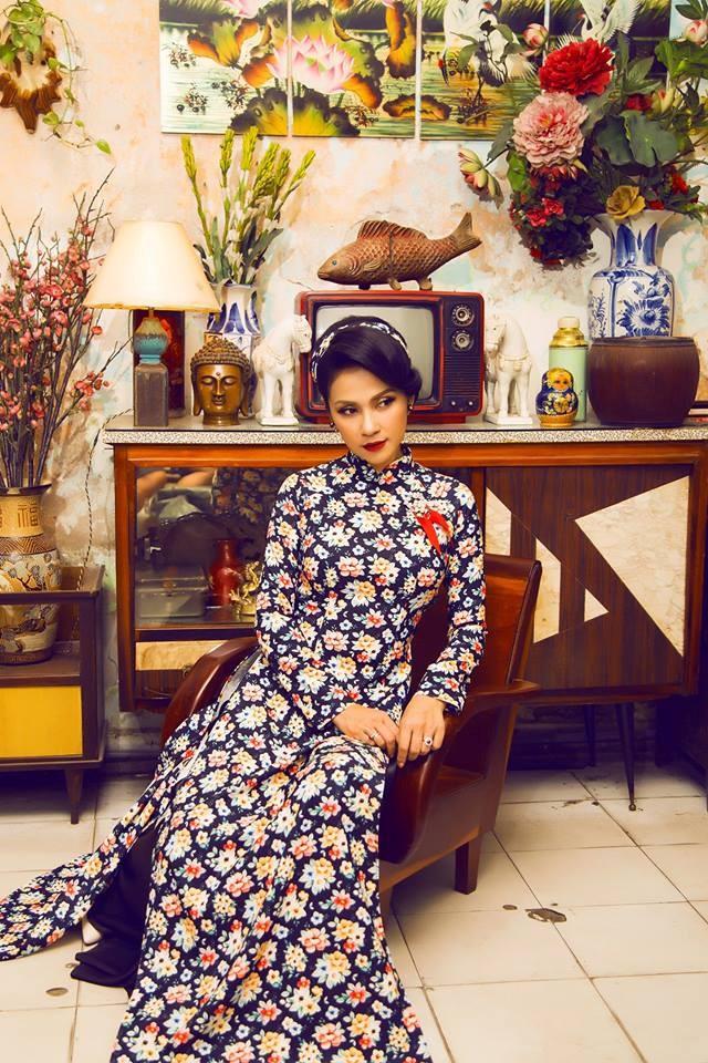Bộ ảnh áo dài Người Việt Nam hoài niệm Sài Gòn Xưa 2018 - 27