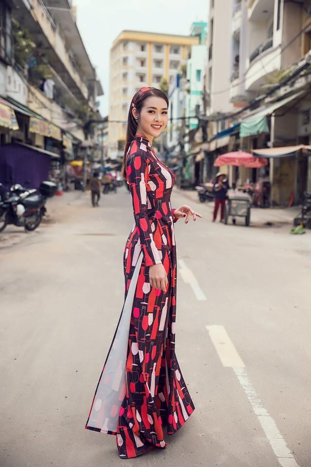 Bộ ảnh áo dài Người Việt Nam hoài niệm Sài Gòn Xưa 2018 - 5