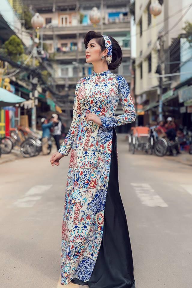 Bộ ảnh áo dài Người Việt Nam hoài niệm Sài Gòn Xưa 2018 - 6